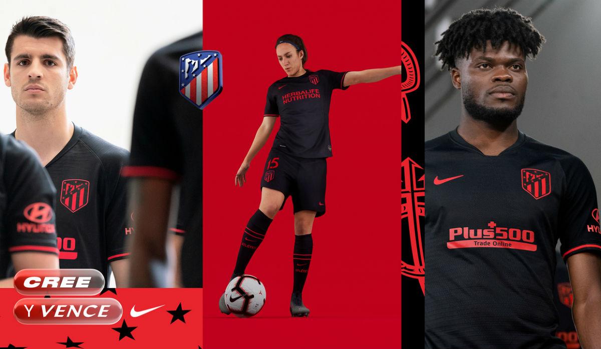 Maglie Liga Spagnola 2019 2020 - Atletico Madrid - Nike