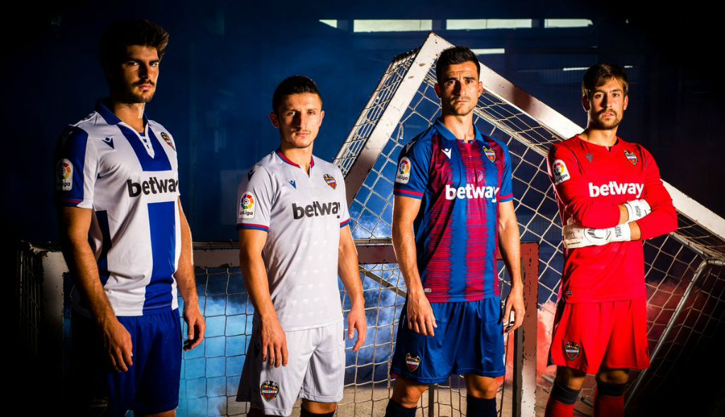 Maglie Liga Spagnola 2019 2020