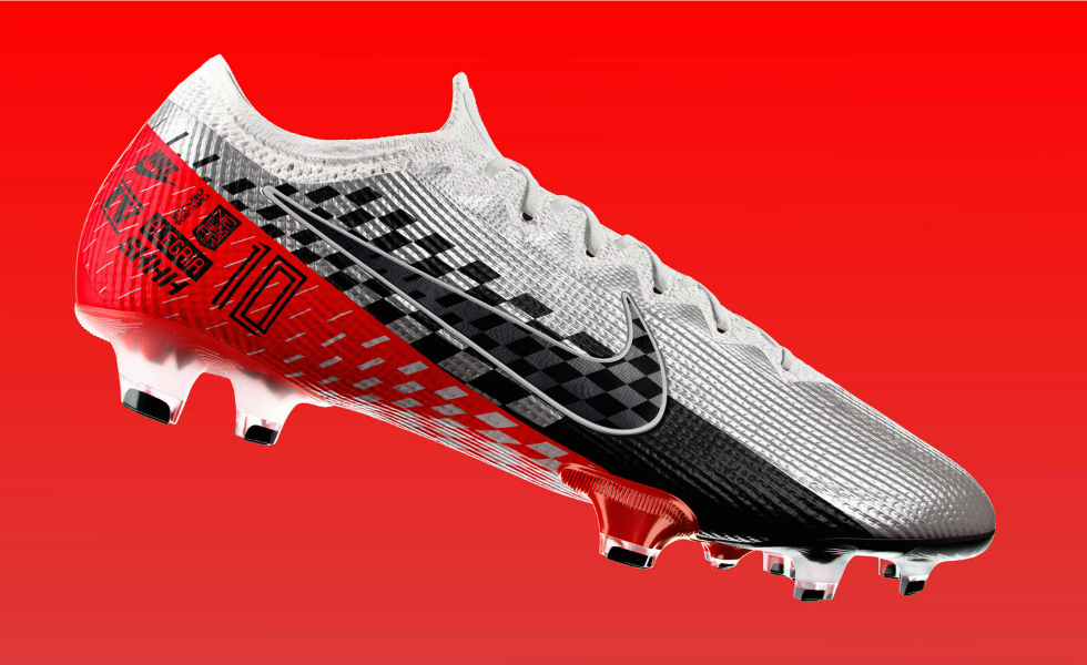 "Nike Mercurial Vapor ""Speed Freak"": le scarpe di Neymar"