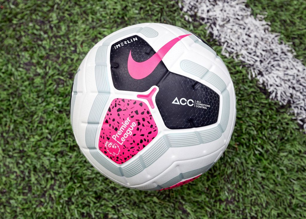 nike merlin pallone premier league 2019-2020