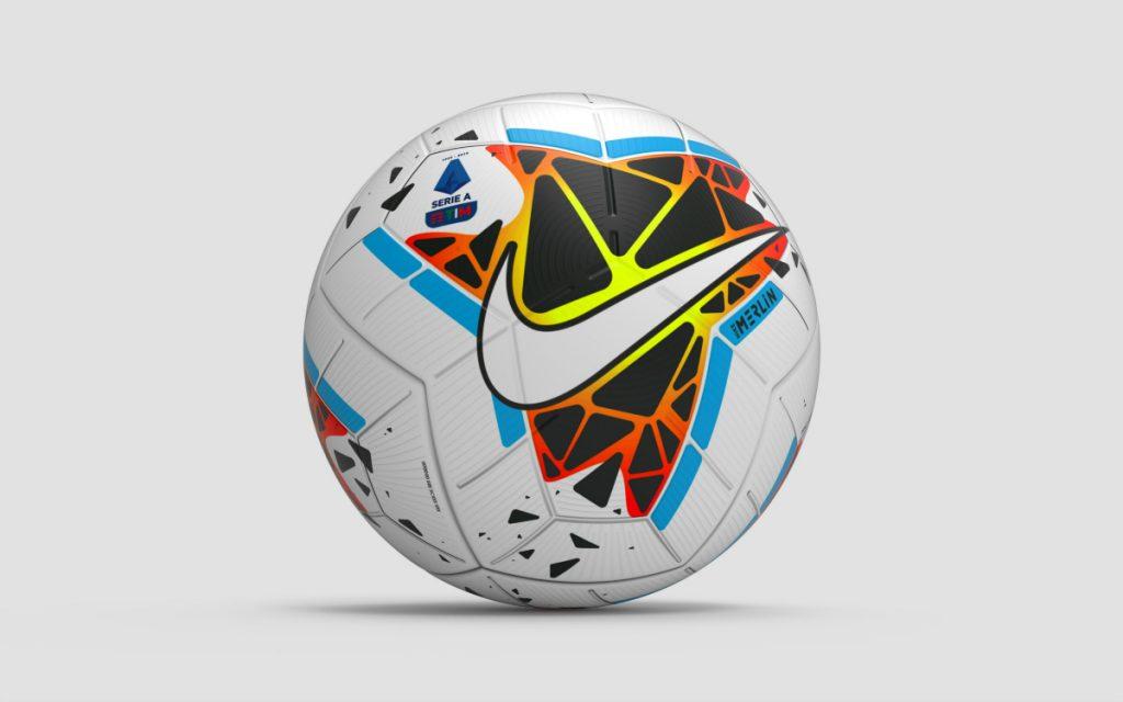pallone serie a 2019-2020