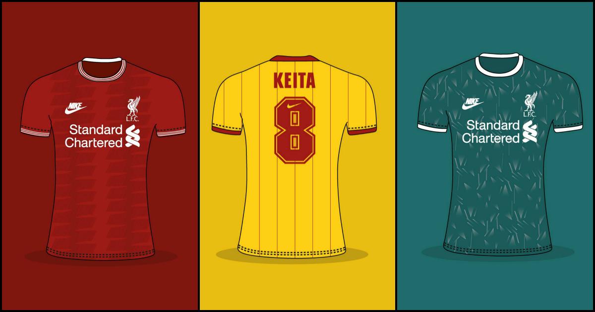 Ufficiale: il Liverpool avrà le maglie Nike da giugno 2020