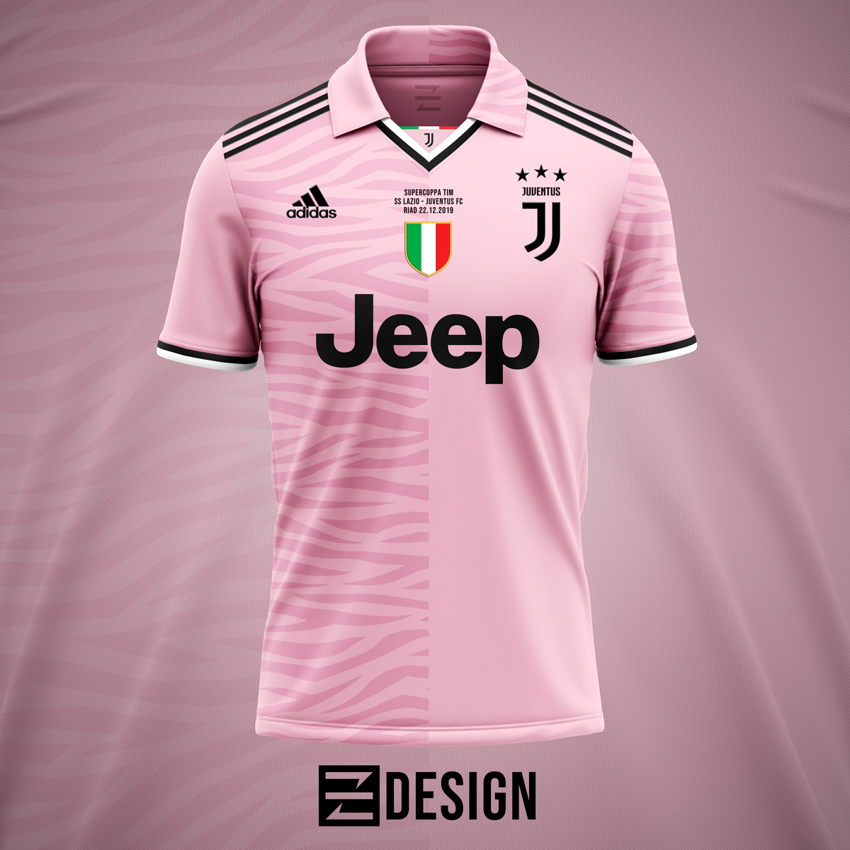 Concept Kit Juventus Lazio