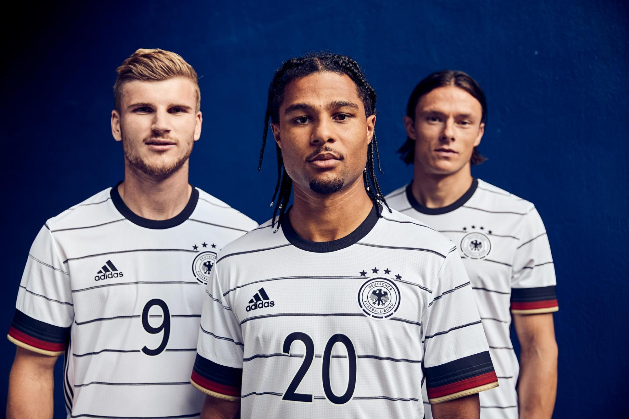 Maglie calcio europei 2020 germania