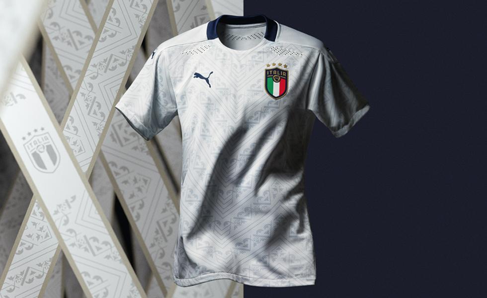 talia maglia away euro 2020