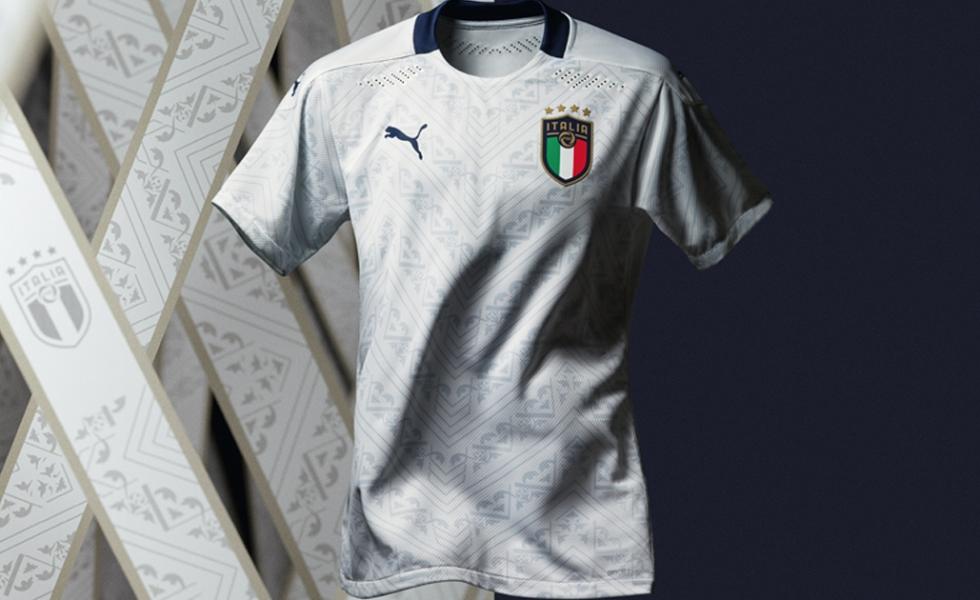 Il Rinascimento Puma continua: la maglia away dell'Italia per Euro ...