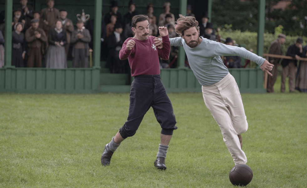 The English Game, Netflix racconta le origini del calcio