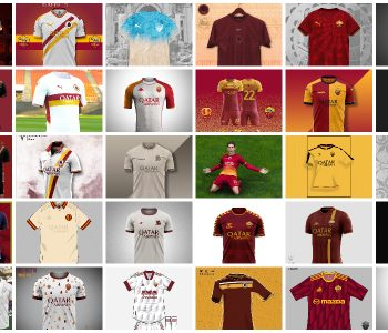 Nike, le maglie della Roma 2020-2021