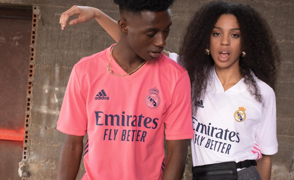 Le nuove maglie del Real Madrid 2020-2021