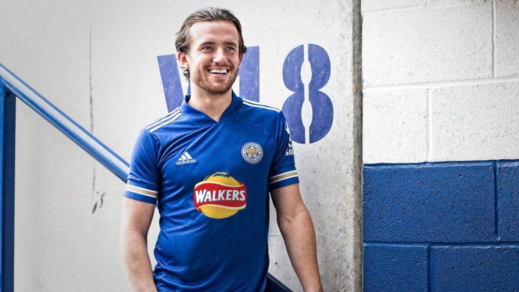 Leicester City maglie 2020-2021 sponsor vintage Walkers