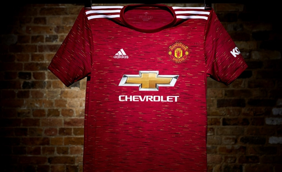 Le maglie del Manchester United 2020/21