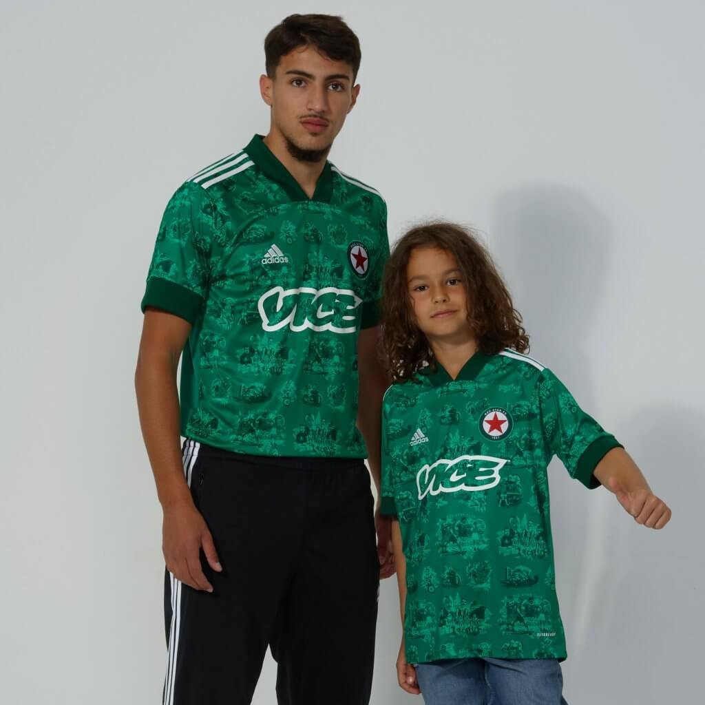 Le maglie adidas Red Star FC 2020/21
