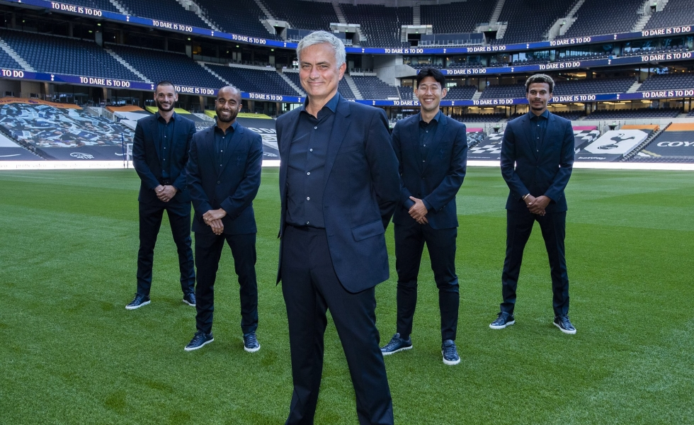 """All or Nothing: Tottenham Hotspur"", il José Mourinho show"