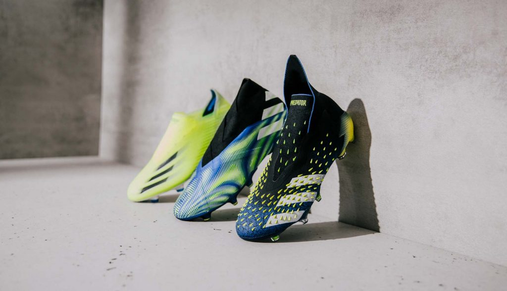 La timeline delle scarpe da calcio Adidas