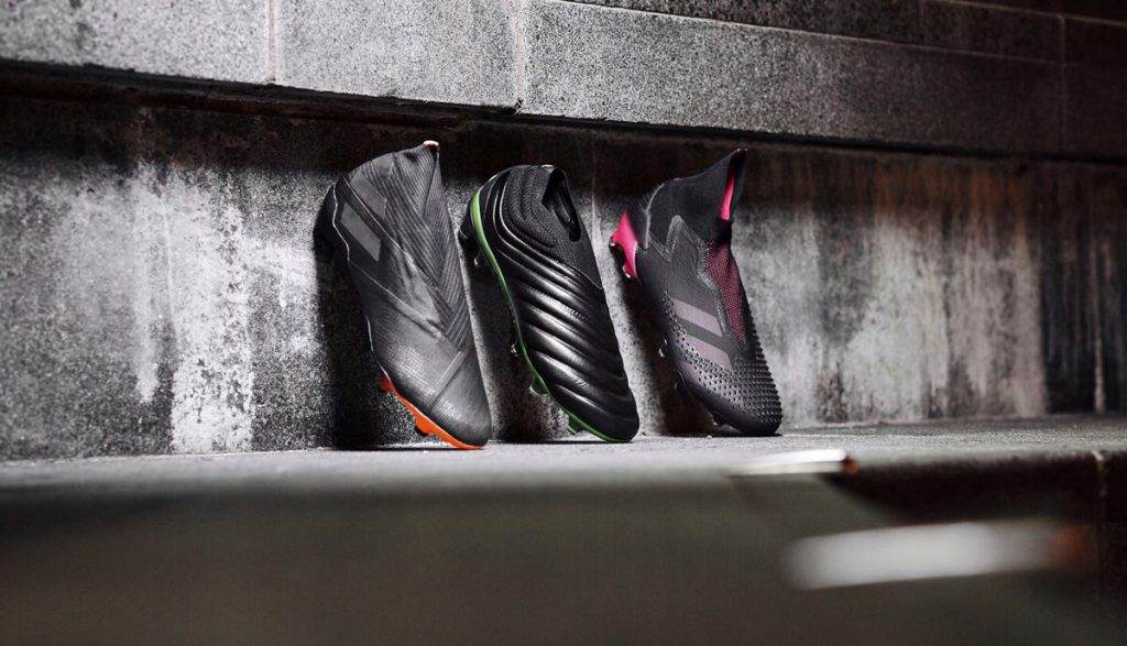 scarpe da calcio adidas - adidas dark motion pack