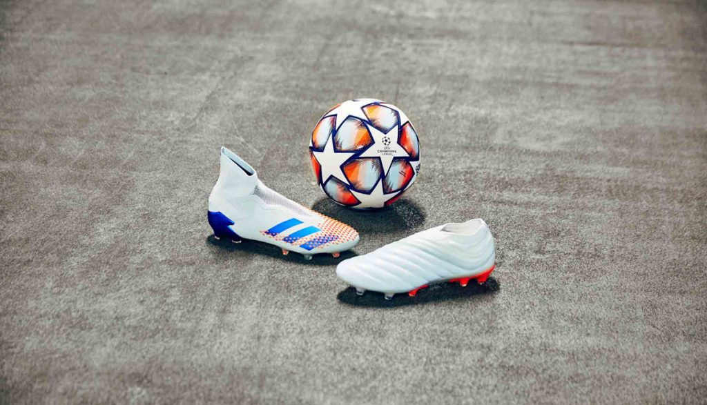 scarpe da calcio adidas - glory hunter pack