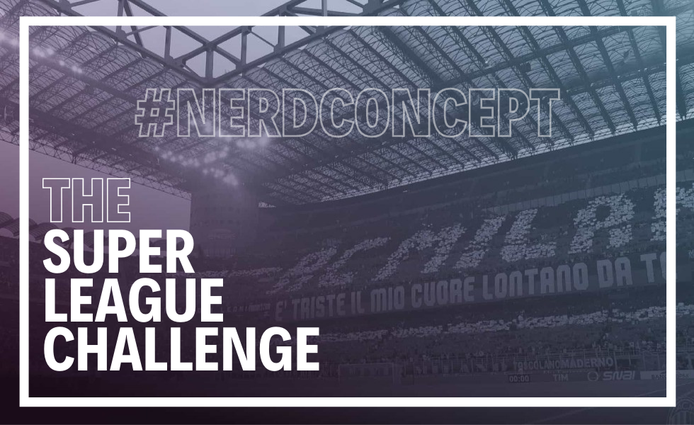 Concept kit Super League Challenge
