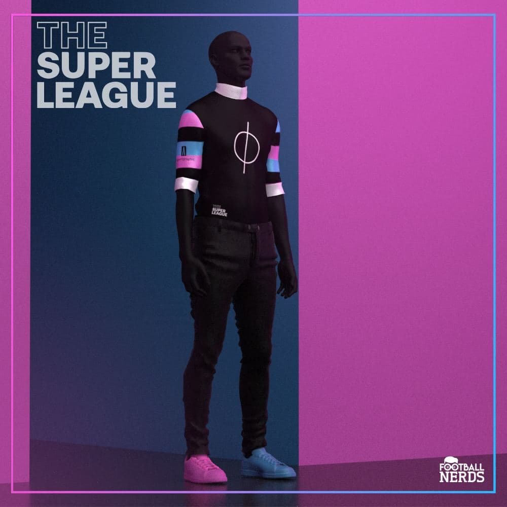 Nerd Concept kit Super League Challenge